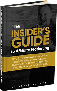 Legendary Marketing affiliate book