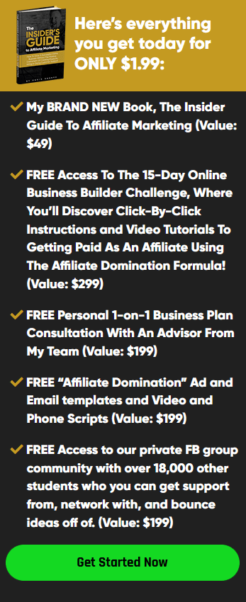 Deal Internet Marketing Program