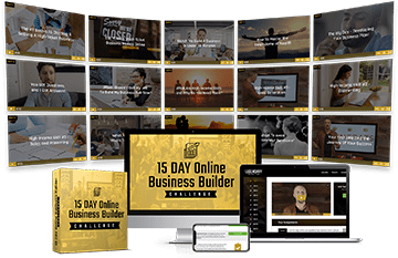 15 day business builder challenge legendary marketer